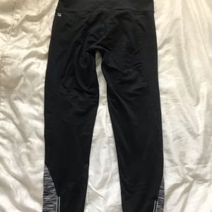 Fabletics Pants - Fabletics Zippered Ankle Leggings